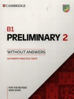 B1 Preliminary 2 Student's Book without Answers