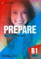 Prepare 2Ed 5 Student's Book with Online Workbook
