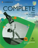Complete First for Schools 2Ed Teacher's Book with Downloadable Resource Pack