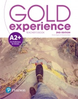 Gold Experience 2nd Edition A2plus Teacher's Book with Online Practice & Online Resources Pack