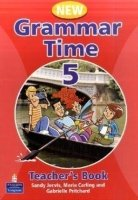 Grammar Time 5 New Edition Teacher's Book/ Книга для учителя