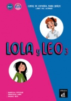 Lola y Leo 3 Libro del alumno + MP3 descargable