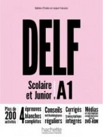 DELF Scolaire et Junior A1 NEd + DVD-ROM