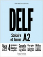 DELF Scolaire et Junior A2 NEd + DVD-ROM