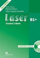 Laser 3rd Edition B1 plusTeacher's Book with DVD-ROM, Digibook and Student's eBook Pack