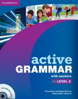 Active Grammar 2 with Answers and CD-ROM