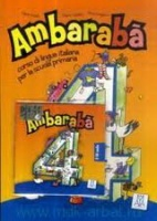Ambaraba 4 (libro dello studente + 2 CD audio). Учебник + 2 аудио диска