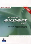 CAE Expert New Edition Students Resource Book with Key (+ Audio CD). Книга с ответами и аудио диском (старый формат)