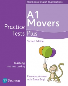 Practice Tests Plus A1 Movers Students' Book